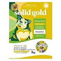 ソリッドゴールド ホリスティックブレンド3kg