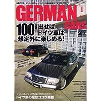 GERMAN CARS (ジャーマン カーズ) 2008年 01月号 [雑誌]