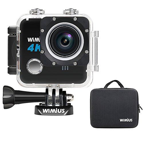 アクションカメラ4K アクションカム 防水 カメラ 超小型 FPV 20MP ソニーIMX078センサー搭載 フルHD カメラ