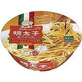 サッポロ一番 デュラムおばさんの明太子スパゲッティ 103g×12個
