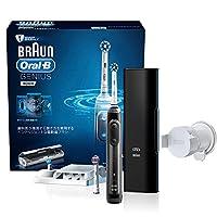 ブラウン オーラルB 電動歯ブラシ ジーニアス 9000 ブラック D7015256XCBK