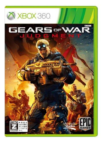 of War: Judgment (通常版: Gears of War ゲームオンデマンド用コード) - Xbox360