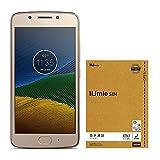 モトローラ SIM フリー スマートフォン  Moto G5 16GB ファインゴールド 国内正規代理店品 PA610104JP & IIJmio SIMカードウェルカムパック セット