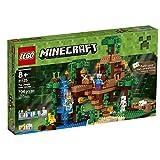 輸入レゴマインクラフト LEGO Minecraft The Jungle Tree House 21125 [並行輸入品]
