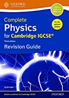 Complete Physics for Cambridge IGCSE RG Revision Guide (Third edition) [並行輸入品]