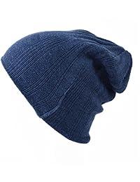 (カジュアルボックス)CasualBox リブワッチ COOL MAX サマーニット帽 11色 コットン 55cm~61cm 吸水 速乾 日本製 男女兼用 アウトドア 夏 コットン ポリエステル ストレッチ素材 Charm チャーム