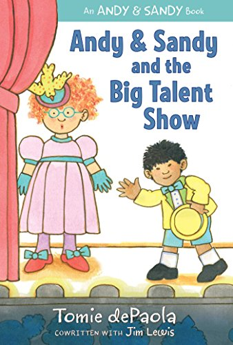 Download Andy & Sandy and the Big Talent Show (An Andy & Sandy Book) (English Edition) B01LZDC8LM
