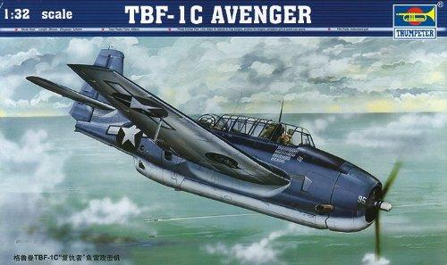 1/32 米海軍 TBF-1C アヴェンジャー