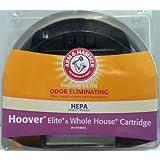 Arm & Hammer Odour-Eliminating Vacuum filter Hoover Elite & Whole House Cartridge