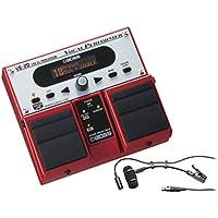 BOSS VE-20 ボーカル用エフェクター+ audio-technica / PRO35 クリップマイクセット