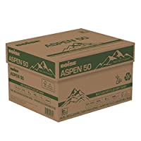 BOISE ASPEN 50 MULTI-USE RECYCLED COPY PAPER 8 1/2 x 14 Legal 92 Bright White 20 lb. 5000 Sheets/Carton [並行輸入品]