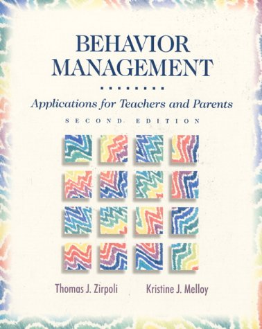Download Behavior Management: Applications for Teachers and Parents 0135205379