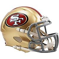 NFL サンフランシスコ?49ers Revolution Speed ミニヘルメット【並行輸入品】