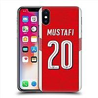 ARSENAL FOOTBALL CLUB アーセナルFC - Shkodran Mustafi 【ソフトcase】 / iPhoneケース 【公式/オフィシャル】