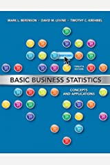 Basic Business Statistics Plus MyStatLab -- Access Card Package Hardcover