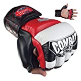(Large, Red) - Combat Sports MMA Amateur Competition Gloves