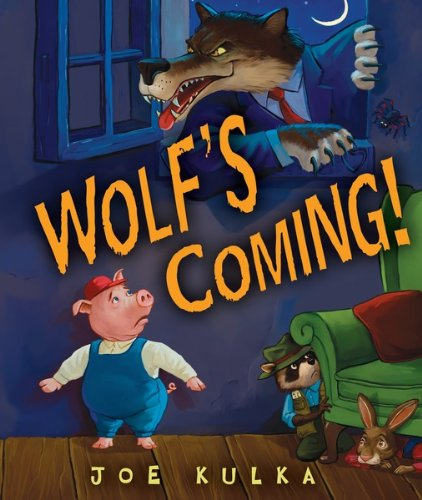 Wolf's Coming! (Carolrhoda Picture Books)