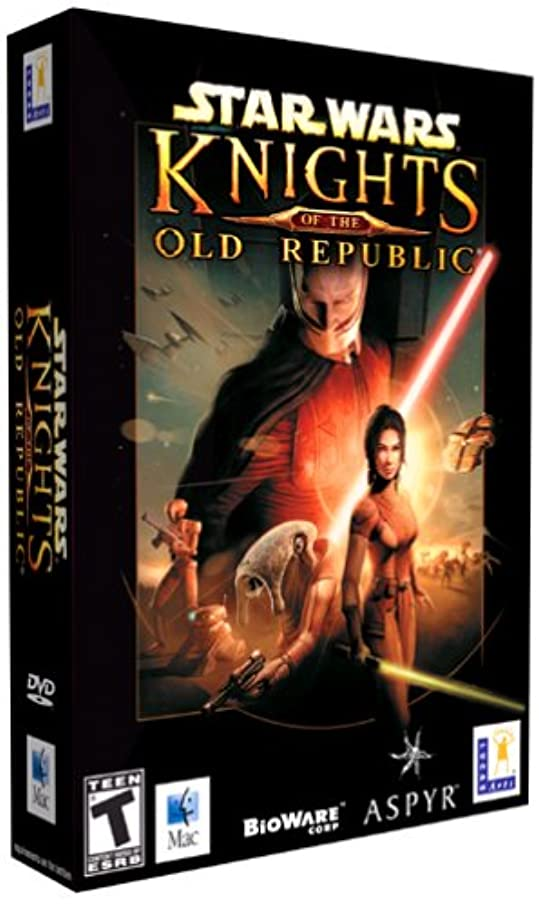 責め投げ捨てるマガジンSTAR WARS KNIGHTS OF THE OLD REPUBLIC