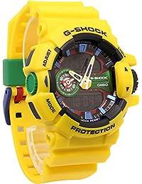 [ジーショック]G-SHOCK 腕時計 ハイパーカラーズ メンズ アナデジ GA-400-9A [並行輸入品]