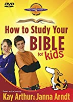 How to Study Your Bible for Kids [DVD]