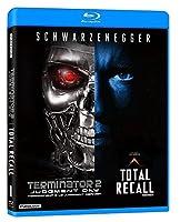 Terminator 2 & Total Recall Double Pack [Blu-ray]【DVD】 [並行輸入品]