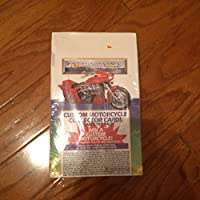 Custom Motorcycle Collector cards