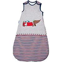 エデュテ グロバッグ grobag ルシアンシック Le Chien Chic 6~18ヶ月 2.5tog イギリス生まれの赤ちゃん用寝袋 スリーピングバッグ 着る毛布 着る布団 おくるみ