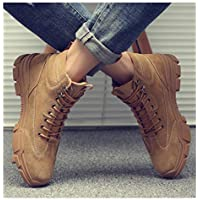 MTSL Men's Shoes, Sports Shoes, Men's Tide Shoes, Versatile Casual Shoes, Breathable Low-Cut Martin Boots, 3 Styles of Shoes, Optional Autumn and Winter Models, Spring and Summer Models