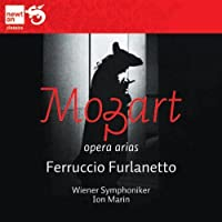 Opera Arias by W.A. Mozart (2013-05-04)