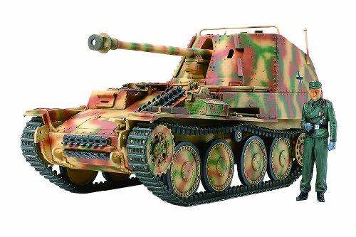 1/48 ミリタリーミニチュアシリーズ No.68 1/48 ドイツ 対戦車自走砲 マーダーIII M (7.5cm Pak40 搭載型) 32568