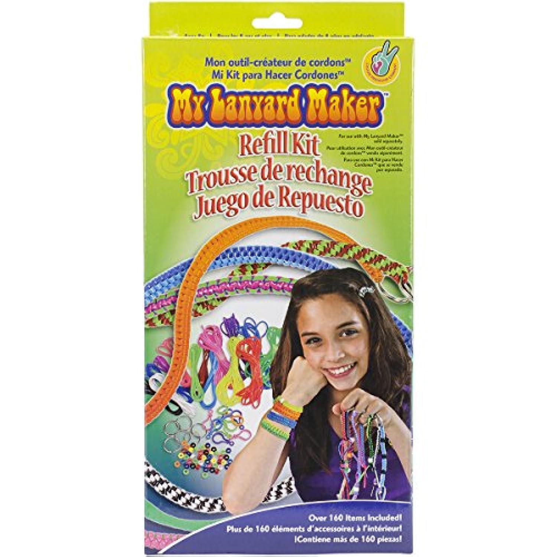 Choose Friendship My Lanyard Maker Refill Kit by Choose Friendship [並行輸入品]