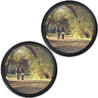 Panasonic ルミックス LUMIX GF10 (DC-GF10W) / GF9 (DC-GF9W) ダブルレンズキット専用 [ UV レンズフィルター 37mm & 46mm 2枚組セット ]