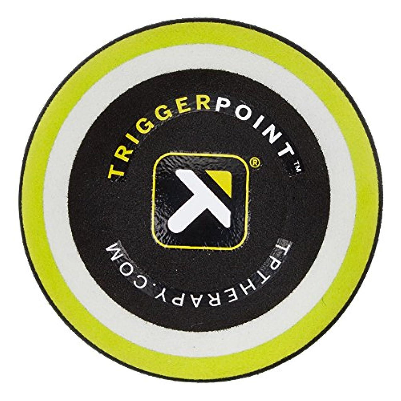 カーフ苦しみタイヤ[ トリガーポイント ] Trigger Point マッサージボール (6.5cm) MB1 筋膜リリース 03301 グリーン ストレッチ [並行輸入品]