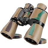 望遠鏡 双眼鏡20 * 50高精細ナイトビジョンコンサート子供一般、20×50フォレストカラー+3ギフト