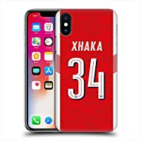 ARSENAL FOOTBALL CLUB アーセナルFC - Granit Xhaka 【ソフトcase】 / iPhoneケース 【公式/オフィシャル】