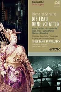 Richard Strauss - Die Frau Ohne Schatten/ サヴァリッシュ、市川猿之助 (Bayerische Staatsoper 1992 in Japan) [DVD] [Import]