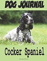Dog Journal Cocker Spaniel