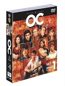 The OC 1stシーズン 前半セット (1~15話・7枚組) [DVD]