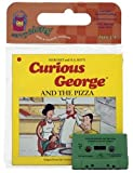 Curious George and the Pizza Book & Cassette