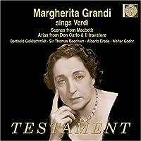 Opera Arias From Macbeth Don Carlo & II Trovatore