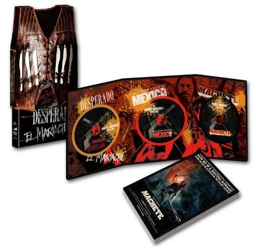 【完全初回生産限定】マチェーテ発売記念:ロドリゲス・ザ・ベストBD-BOX(3枚組) [Blu-ray]の詳細を見る