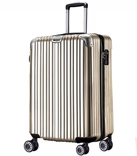 OTT スーツケース 超軽量 TSAロッ...