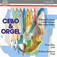 Cello & Organ by STOCKMEIER / HEILMANN (1991-01-01)