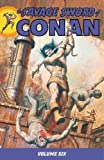 Savage Sword of Conan Volume 6