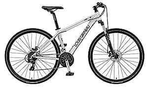 LOUIS GARNEAU(ルイガノ)  クロスバイク LGS-TRX3 500mm 2015年モデル シルバー 15LG-TX3-06
