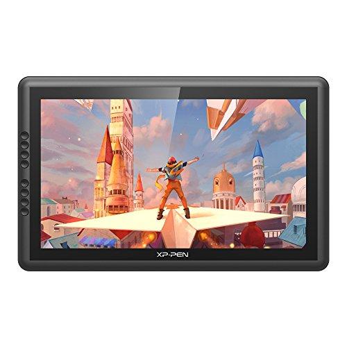 XP-Pen 92%色域液タブ 液晶ペンタブレット 16インチ FHDモニター 8個エクスプレスキー 8192レベル筆圧 Windows/Mac対応 Artist16Pro