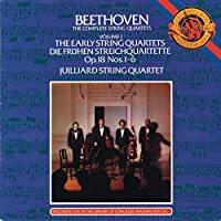 Early String Quartets 1-6