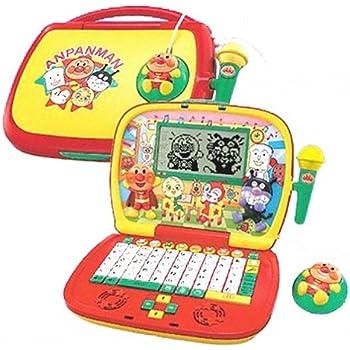 アンパンマン うたってしゃべってパソコンだいすき