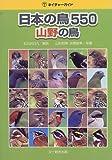 日本の鳥550 (山野の鳥) (BUNICHIネイチャーガイド)
