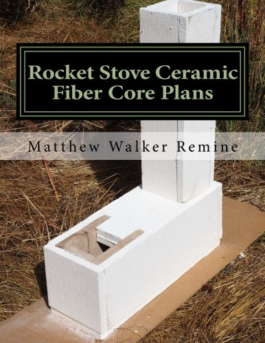 Rocket Stove Ceramic Fiber Cor...